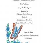 GEMS Fashion Show Invitation