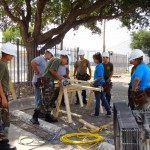 ARMY Building trades program