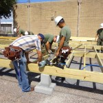 more ARMY Building trades program