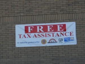 Tax Preparation at HOC